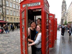 AIMers in Edinburgh