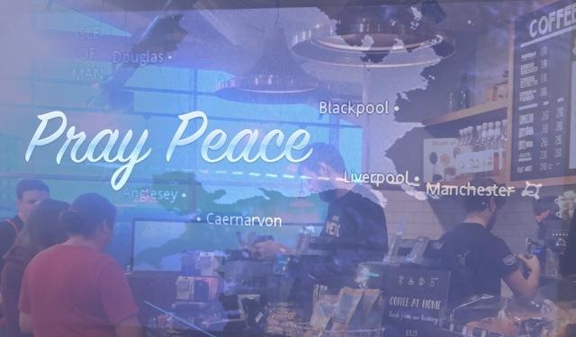 pray peace